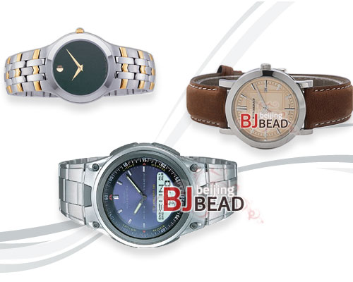 Types of men's watch brands