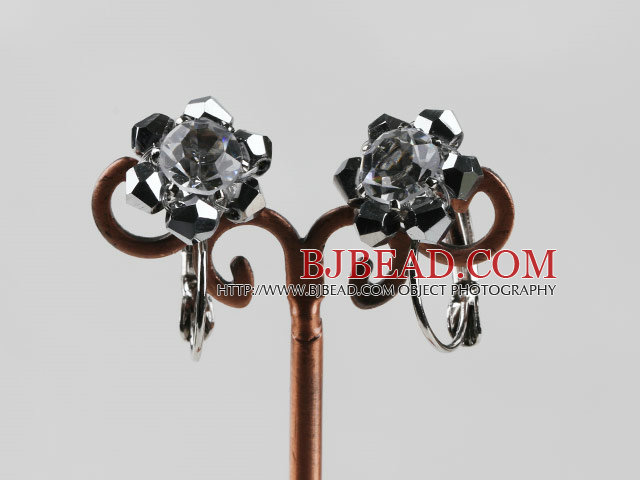 gorgeous sparkly crystal fashion earrings