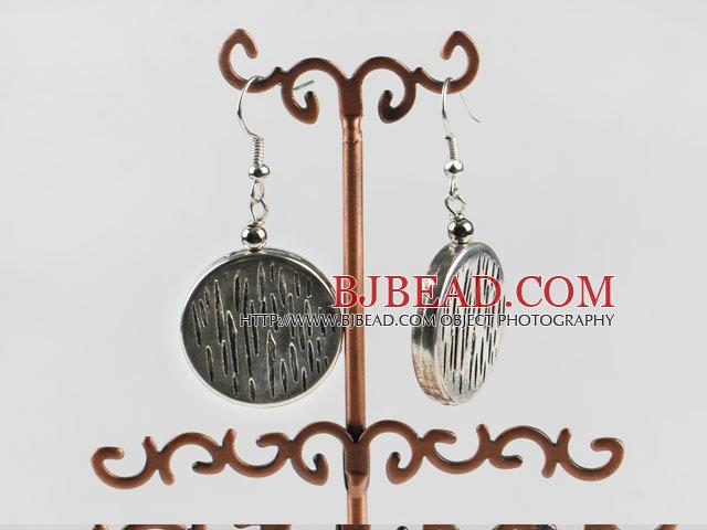 vogue jewelry silver like earrings