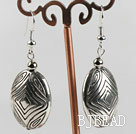 vogue jewelry silver like fashion earrings