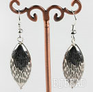lovely charm  tibet silver earrings