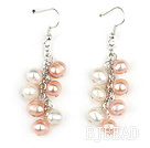 7-8mm pearl earrings