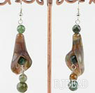 indian agate earrings under $7