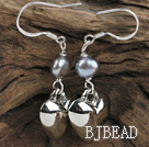 pearl earrings under $ 40