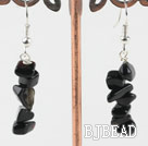 black agate earrings under $ 40
