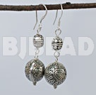 tibet silver earrings under $ 40