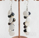 pearl shell earring under $ 40