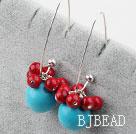 turquoise alaqueca earrings