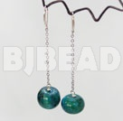 dangling style phoenix stone earrings under $ 40