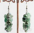 pearl gem earring