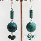 phoenix stone earrings