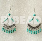 Turquoise  earring under $ 40