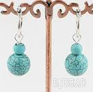 turquoise earrings under $ 40