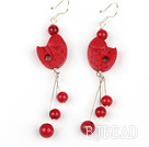lacquer earrings under $ 40