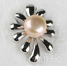 beautiful pink fresh water pearl pendant ( no chains)