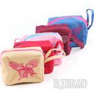 Multi Color Linen Camera Bags (10 Pcs Color Random)
