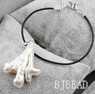 Classic Design Hand Shape Rebirth Pearl Bracelet