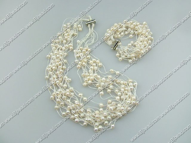 pearl jewelry sets
