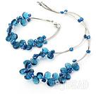 pearl manmade crystal sets
