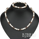 pearl crystal set