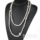 baroque pearl necklace under $ 40
