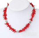 coral necklace under $ 40