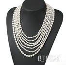 pearl necklace under $ 40