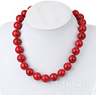 red alaqueca necklace