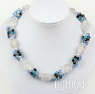 crystal necklace under $ 40