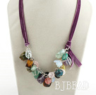 Sale Promotion: Assorted Multi Stone Necklace