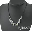 crystal necklace under $ 40