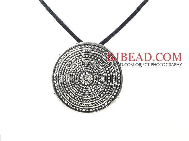 tibet silver pendant necklace