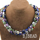 Assorted Multi Strand Multi Stone Necklace under $100