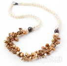 17 inches renewable pearl necklace with lobster clasp under $14