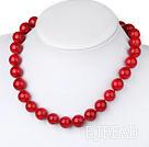 red alaqueca necklace