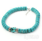 turquoise necklacet