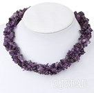 amethyst necklace under $ 40