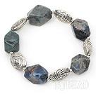 simple sodalite elastic bracelet
