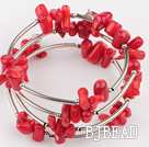 red coral bangle under $ 40