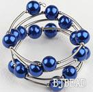 12mm acrylic beads bracelet