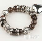 smoky quartz bracelet under $12