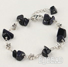 purple goldstone chips bracelet under $2.5