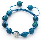 fashion lapis bracelet