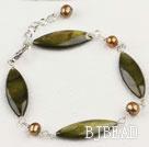 pearl shell bracelet under $3
