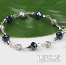 pearl crystal bracelet under $ 40