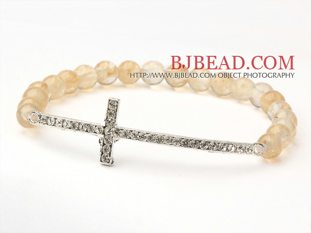 Austrian synthetic pearl bracelet