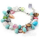 various gem bracelet