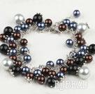 Acrylic pearl bracelet under $ 40