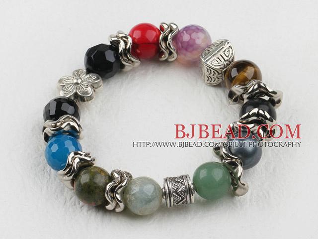 elastik armbånd perler