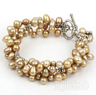 7 inches 5-8mm renewable pearl bracelet